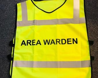 Area Warden Vest